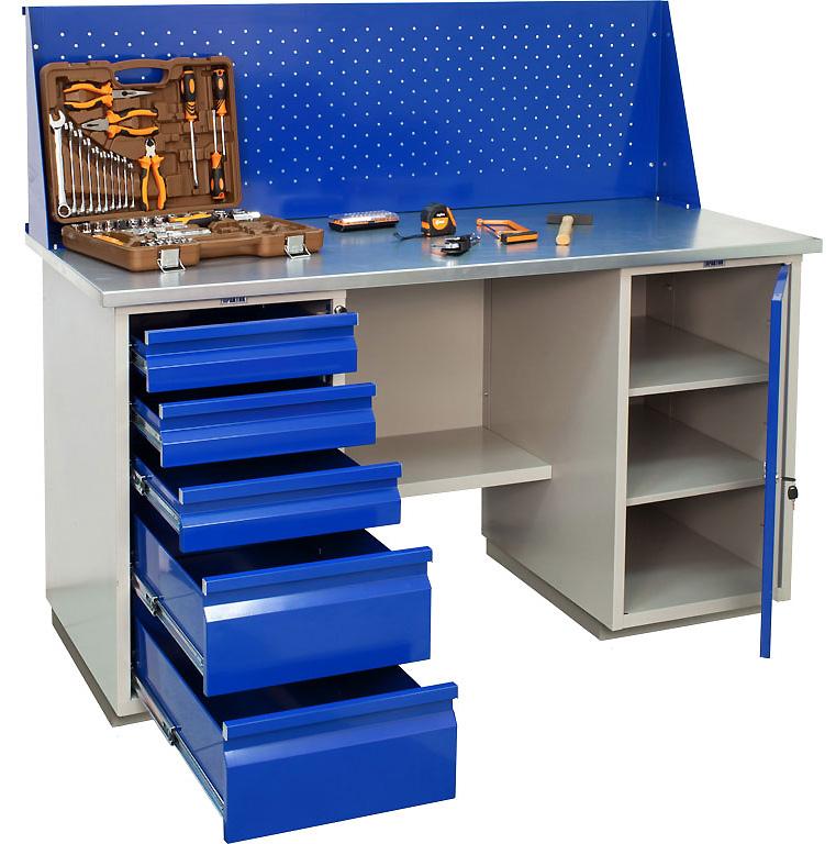 Промышленная мебель 3
